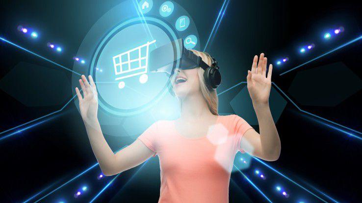 3D-Daten werden in Zukunft das Shopping-Erlebnis massiv verändern.