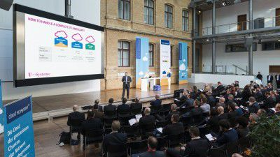 Deutsches Cloud Community Treffen: Cloud Ecosystem Winter Summit 2017 - Foto: Cloud Ecosystem e.V.