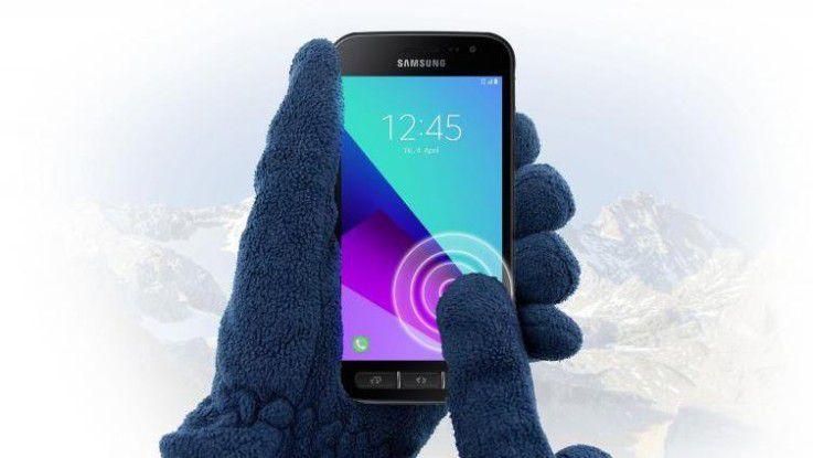 Günstiges Outdoor-Handy: Samsung Xcover 4