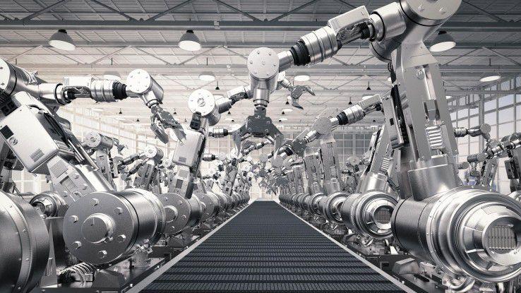 Künstliche Intelligenz bedroht nicht nur Fabrik-Jobs, sondern mittel- bis längerfristig auch klassische Wissensarbeit.
