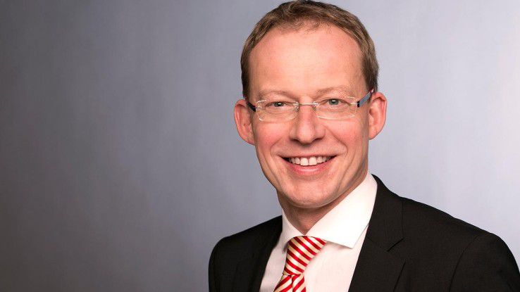 """Bernd Sauer, Vorstand der Goetzfried AG: """"Der Markt leidet seit Jahren unter einem hohen Preisdruck."""""""