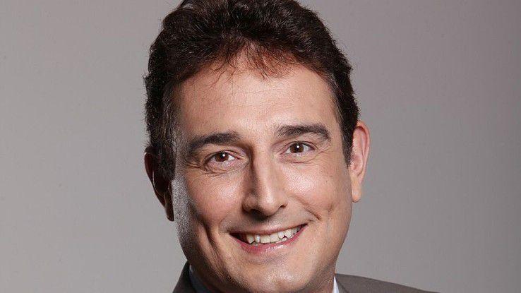 Oliver Reindl, CIO des Flughafens Köln-Bonn