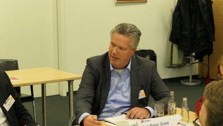 Jan Pieter Giele, Geschäftsführer Tools4ever: Die größte Gefahr kommt von innen.