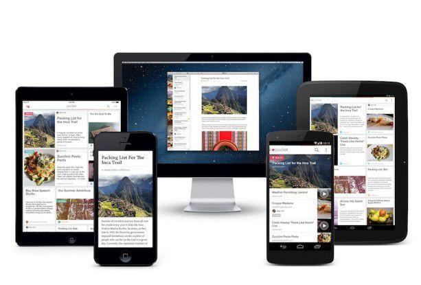Pocket heißt zwar nicht mehr wie früher ?Read it later?, der Dienst übernimmt aber noch die gleiche Aufgabe: nämlich das Sammeln von Webinhalten fürs spätere Lesen.