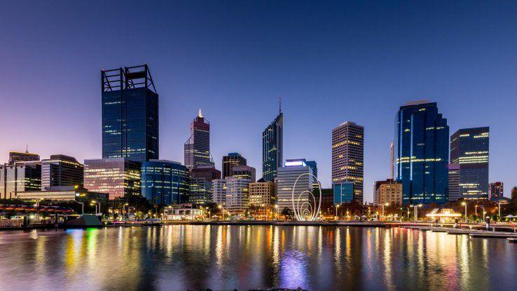 In Perth, Australien, lässt es sich am besten leben, sagen die Algorithmen.