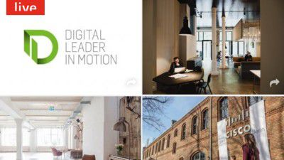 Digital Leader Award 2017: Liveblog zu Digital Leader in Motion
