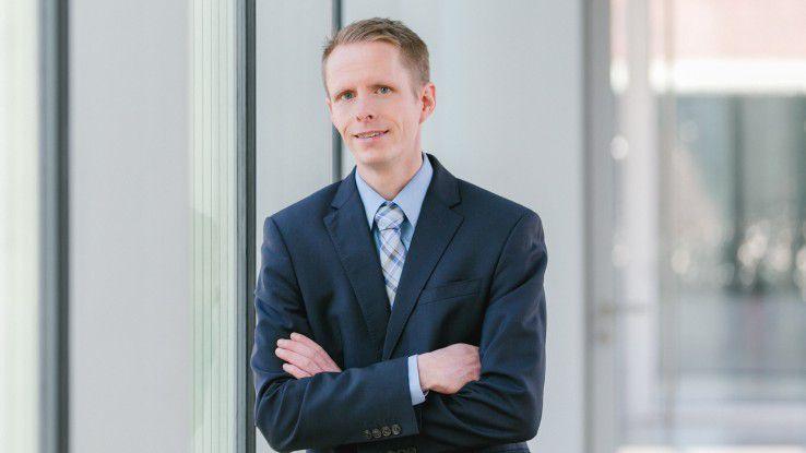 Cornelius Hilbig, Head of Digital Services/IT bei Eissmann Automotive Deutschland, bindet die Lieferanten über einen virtuellen Projektraum in die Prozesse mit ein.