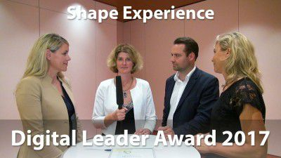 Digital Leader Award 2017: Alle Gewinner des Digital Leader Award im Interview