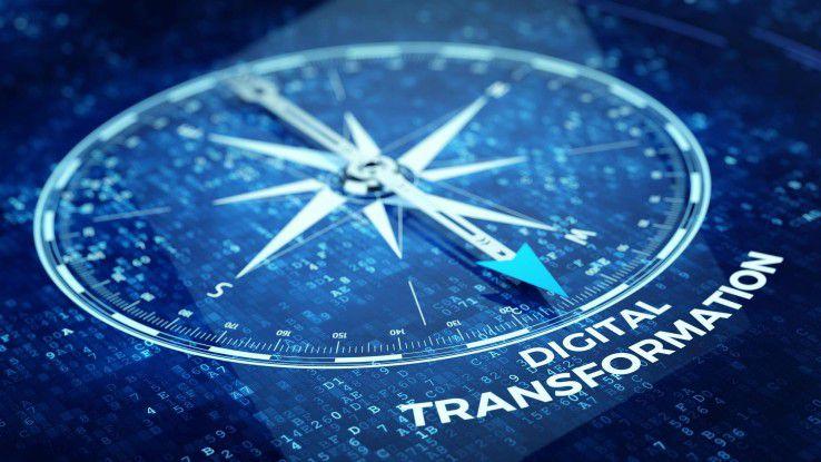 Digitalisierung bedeutet nicht, alles neu aufzusetzen. Orientieren Sie sich an digital vorhandenem.