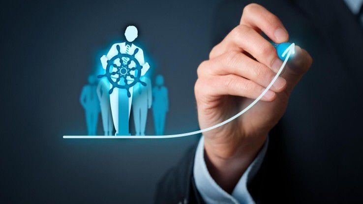 Eine Führungskraft muss das operative Geschäft effizient führen, aber als Visionär auch rechtzeitig einen neuen Kurs einschlagen.