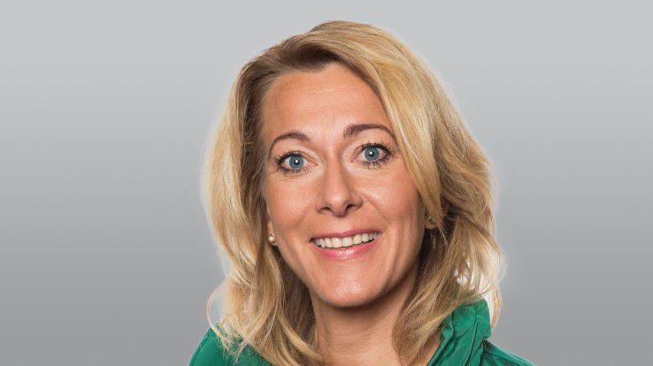 Sandra Held ist als Head of HR Central Europe verantwortlich für die Personalstrategie in der DACH Organisation.