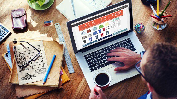 Die Recherche von Produkten und Dienstleistungen im B2B-Bereich beginnt immer öfter im Internet.