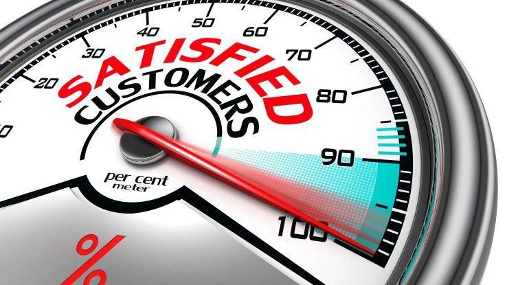 Vollgas geben für den Kunden: Voraussetzung dafür ist allerdings, zu wissen, was sich dieser Kunde genau wünscht.
