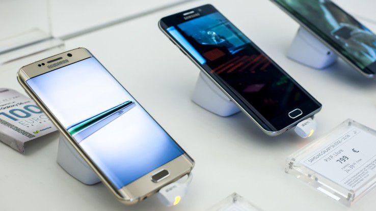 Die Spekulationen zum Samsung Galaxy S8 häufen sich.
