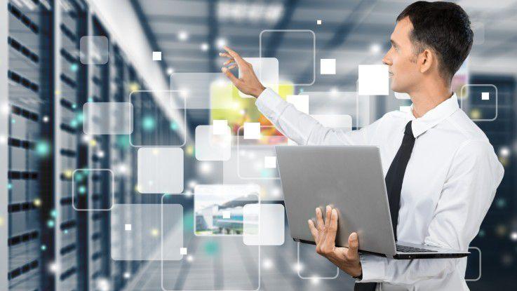 Managed Services entlasten den IT-Betrieb von Routineaufgaben.