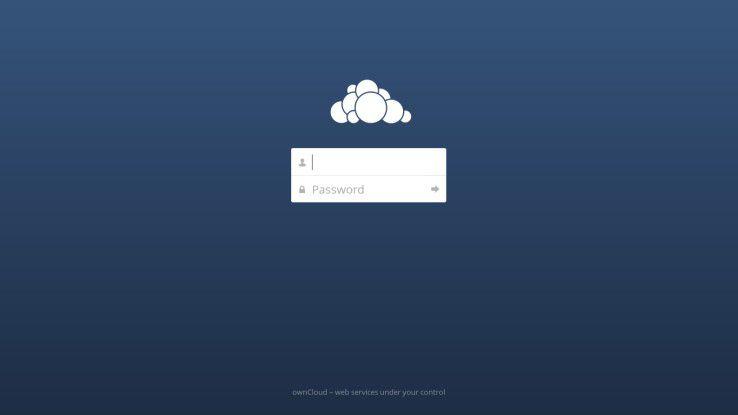 Organisieren Sie Ihre eigene Cloud mit Freigaben, Kalender und mobilen Apps