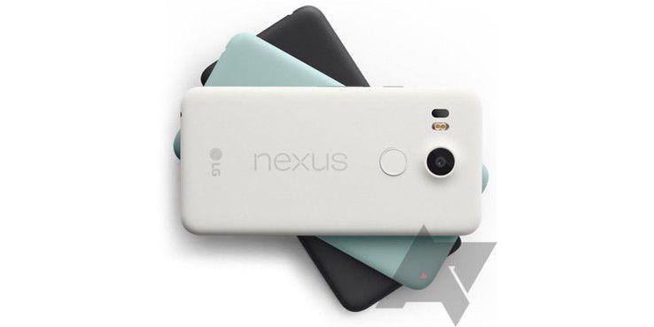 Die letzten Smartphones der Nexus-Reihe wurden von LG (Nexus 5X)...