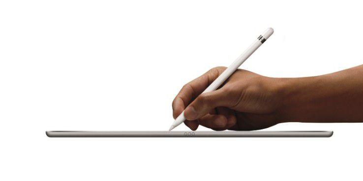 Mehr als ein einfacher Stylus: Der Apple Pencil für das iPad Pro