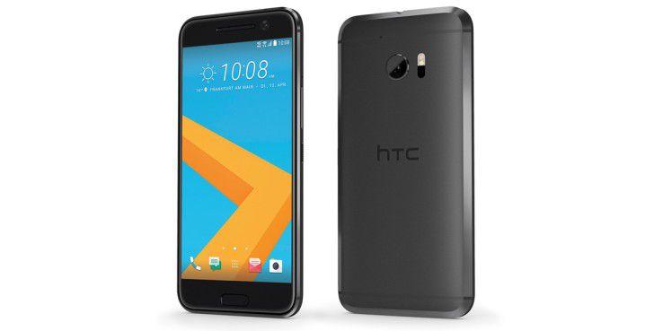 Auf dem HTC 10 läuft Android 6.0 ab Werk.