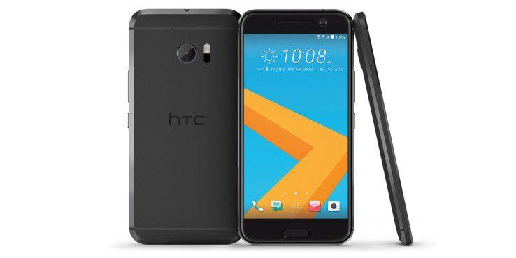 Am 12. April hat HTC offiziell sein HTC 10 vorgestellt - hier ein erstes Hands-On.