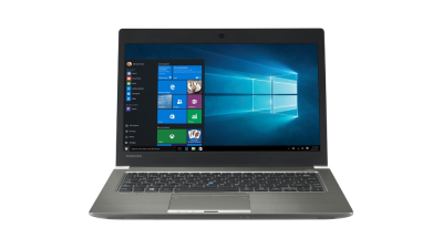 Business-Notebook: Toshiba Portégé Z30t-C-110 im Test - Foto: Toshiba