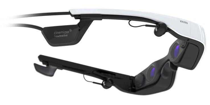 Zeiss bietet u.a. bereits mit dem Cinemizer OLED eine VR-Videobrille an.