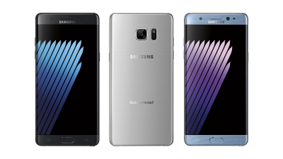 Samsung Galaxy Note 7 Hands-On: Samsung Galaxy Note 7 im ersten Test - Foto: Samsung