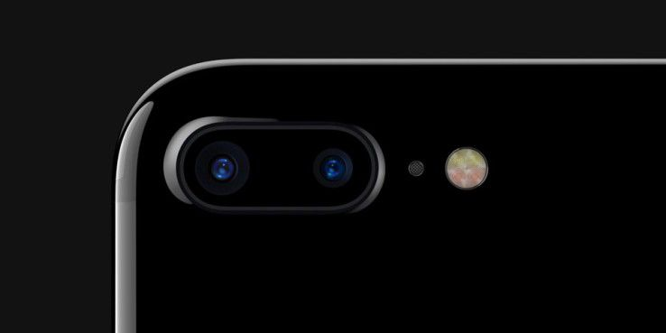 Das iPhone 7 Plus mit Dual-Kamera.