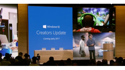 Neues zu Windows 10 : Windows 10 Creators Update offiziell angekündigt