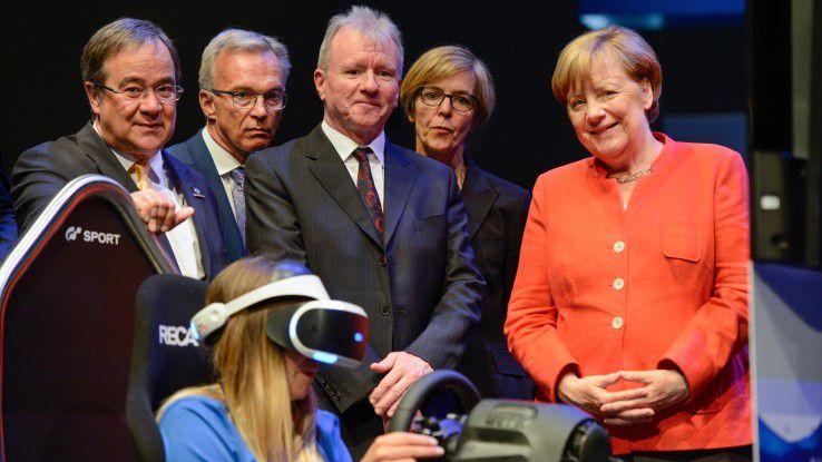 Wie digital sind deutsche Politiker und ihre Parteien?
