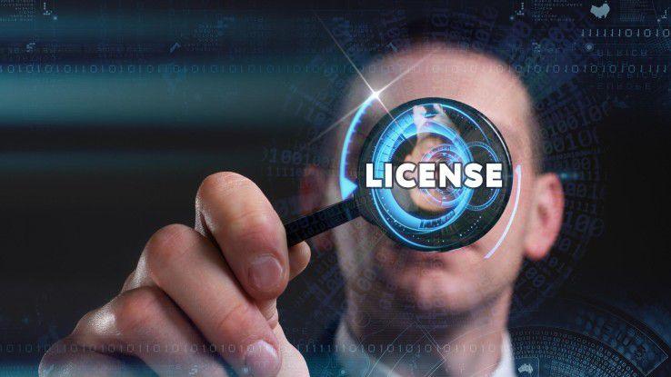 Softwarelizenzmodelle sind oft sehr komplex und daher für den Kunden auf den ersten Blick nicht immer transparent.