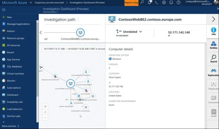 Microsoft Intelligence Security Graph