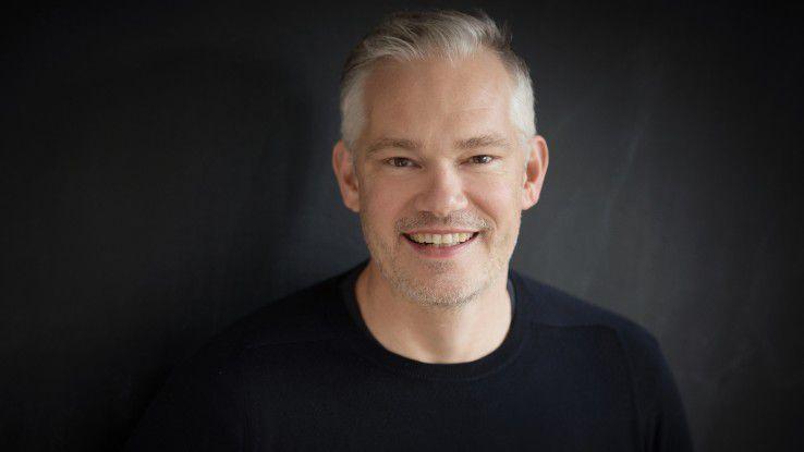 """Thomas Reppa, CoffeeCup, will eine Zeiterfassungssoftware entwickeln, """"die ganz einfach zu bedienen ist""""."""