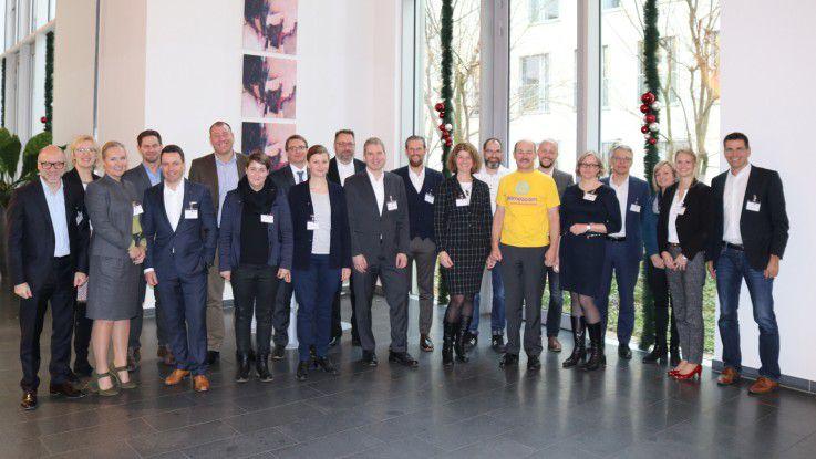 An insgesamt drei Tischen diskutierten Personalexperten beim großen Recruiting-Gipfel der COMPUTERWOCHE in München.