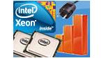 Server-CPU senkt Stromverbrauch: Intel Xeon L5520 Quad Core im Test