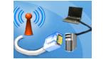 OAP-321 funkt mit 802.11n: LANCOM Access-Point mit integrierter Richtantenne