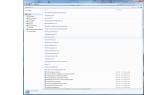 Windows 7 Godmodes