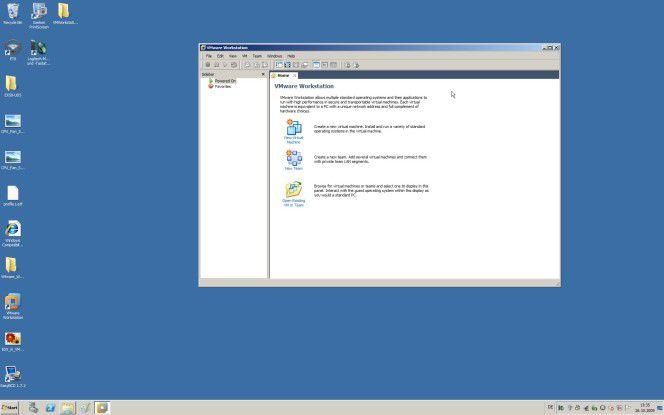VMwares Workstation eignet sich als Einstieg in die Virtualisierung und ist zudem in Test- und Entwicklungsumgebungen hilfreich.