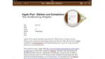 App für Apple iPad: Apple Pages - Textverarbeitung auf dem iPad