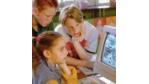 Schüler freuen sich über Multimedia