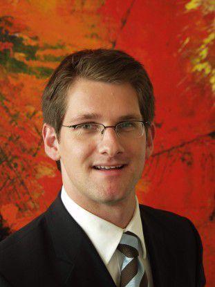 Jörg Witt verhalf seine Diplomarbeit bei einem Automobilbauer zum ersten Job in der Beratungsbranche.