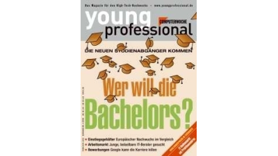 Young Professional: Wer will die Bachelors?