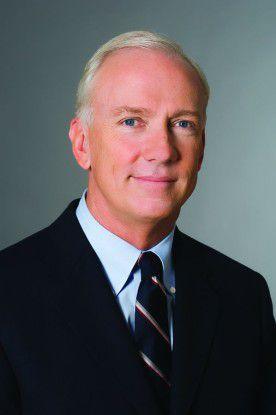 Hyperion-Chef Godfrey Sullivan sieht starkes Wachstum in allen Niederlassungen.