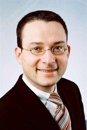 Matthias Sohler, IT-Vorstand der HVB.
