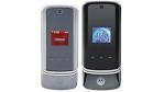 Motorola KRZR : Schwarz und Weiß für die USA
