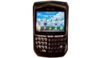 8705: Blackberry Pearl bald auch mit QWERTY-Tastatur