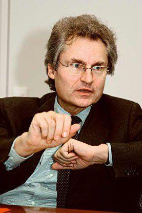 Kein Freund von Subventionen: SAP-Vorstandssprecher Henning Kagermann