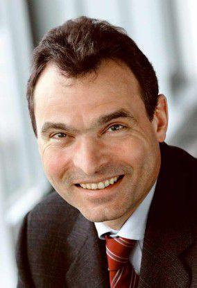 """Ralf Klenk, Vorstandsvorsitzender der Bechtle AG """" Die Akquisition stärkt unsere Kernkompetenz, den Mittelstand in allen IT-Fragen kompetent zu beraten."""""""