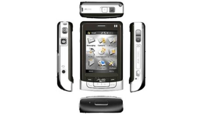 Mio Technology bringt A510 Pocket-PC-Phone mit GPS