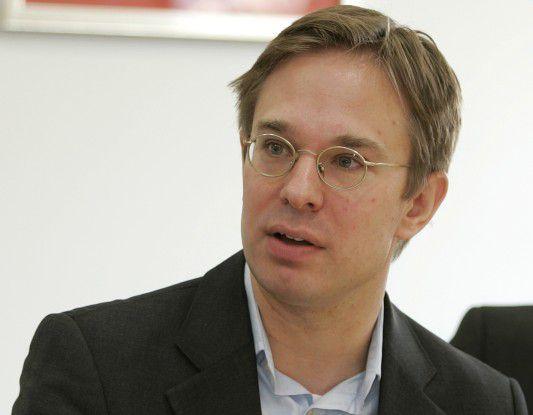 Mark Gazecki, Atlas Venture